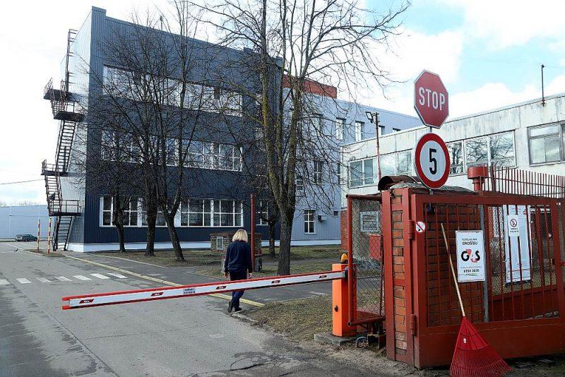 """""""Hanzas maiznīcu"""" ražotne Rīgā, Pildas ielā 10, kuru paredzēts slēgt."""