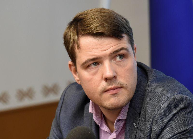 """Latvijas Kokrūpniecības federācijas izpilddirektors Kristaps Klauss: """"Tikai tā varam saglabāt meža nozares vietu starp vadošajām Latvijā."""""""