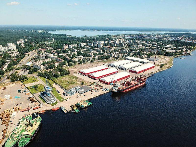 """""""Magnat Group"""" plānotās 2,5 miljonu eiro investīcijas Rīgas brīvostā palielinās ostas iespējas beramkravu apkalpošanā."""