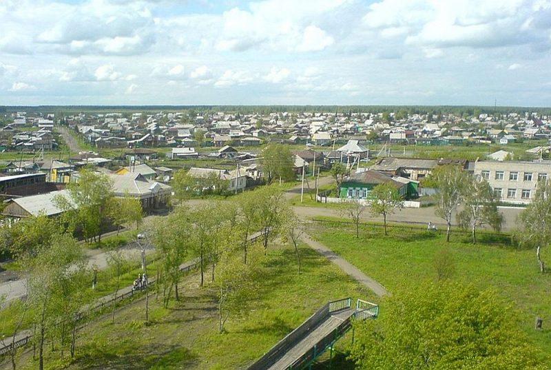 1949. gada 25. martā izsūtīto latviešu dzīvesvieta – Omskas apgabala Tjukaļinska – mūsdienās.