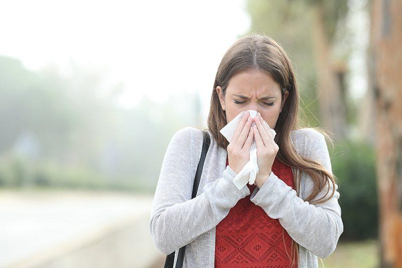 Pilsētniekus ziedputekšņu alerģija moka biežāk.