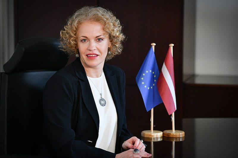 """Zane Petre: """"Tagad ir lielas iespējas ieguldīt tajās jomās, kuras Latvija izvirza kā savas nākotnes attīstības dzinējspēkus."""""""