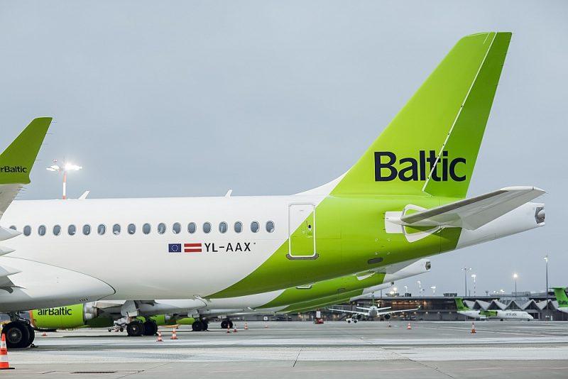 """Līdz šā gada 9. februārim lidsabiedrība """"Air Baltic"""" no 250 miljoniem eiro bija iztērējusi 153,6 miljonus, kuru tēriņi uzskaitīti detalizēti, tomēr nav nosakāms, vai tos bija plānots segt ar pamatkapitāla palielināšanu."""