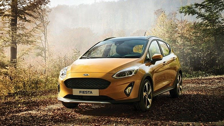 """Ford Fiesta""."