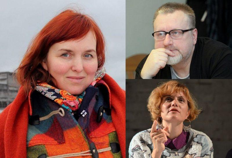 ANdra Manfelde, Ilmārs Šlāpins, Inga Gaile