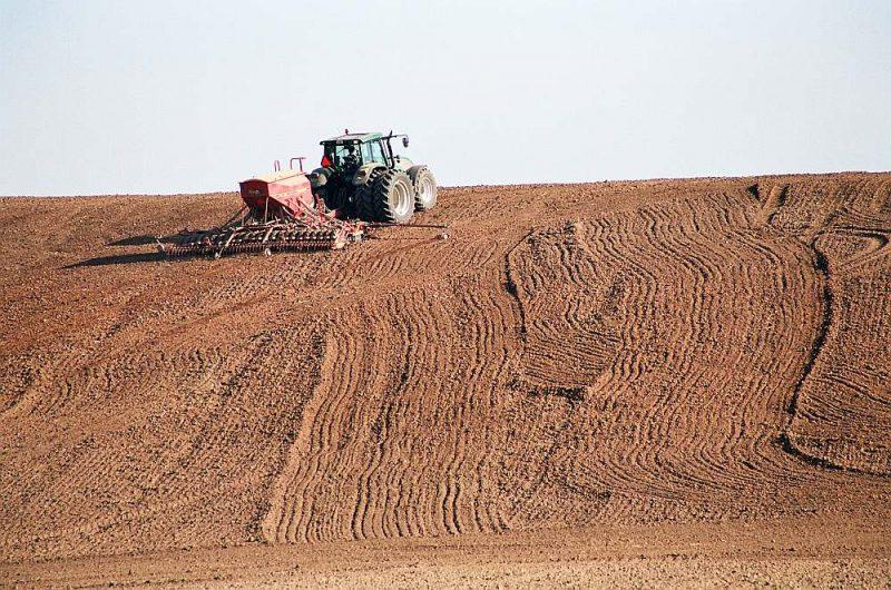 Tā kā pavasaris šogad labvēlīgs, sējas darbi Latvijas laukos sākušies nedaudz agrāk nekā ierasts.