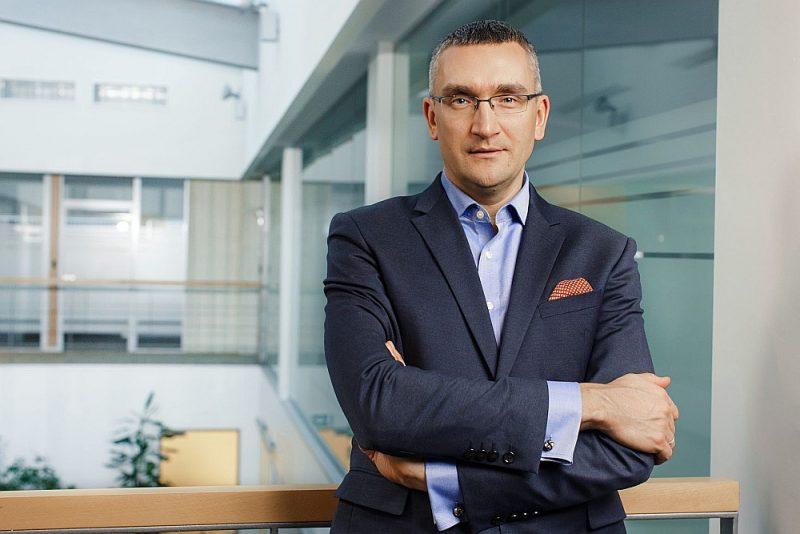 SEB bankas valdes loceklis Ints Krasts