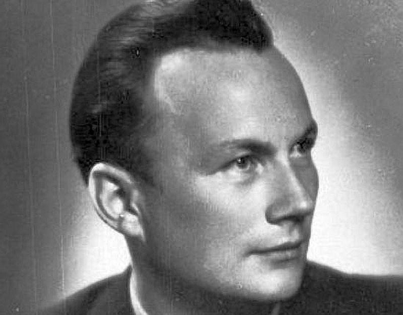 Alfrēds Krūklis (1921–2003).