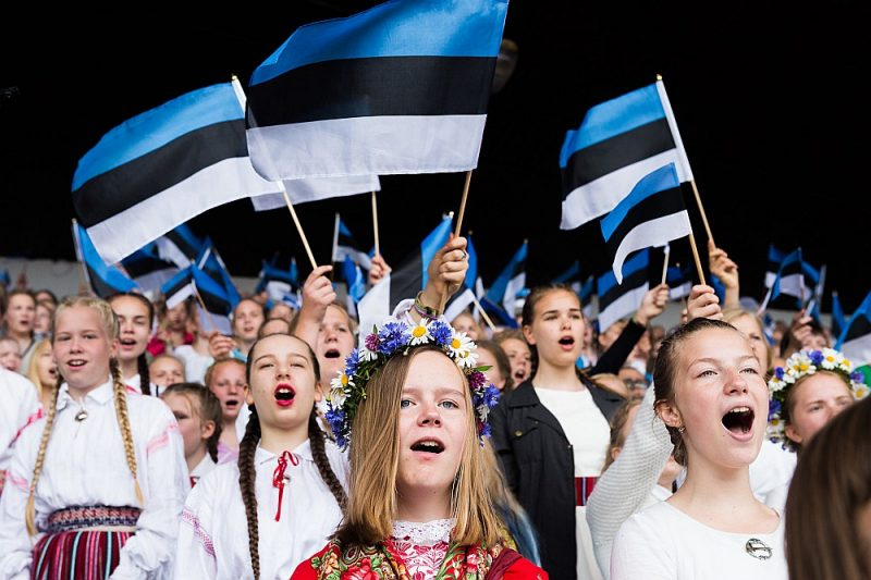 Iepriekšējie XII Igaunijas jaunatnes Dziesmu un deju svētki norisinājās 2017. gadā. Nākamie tagad – 2023. gada vasarā.