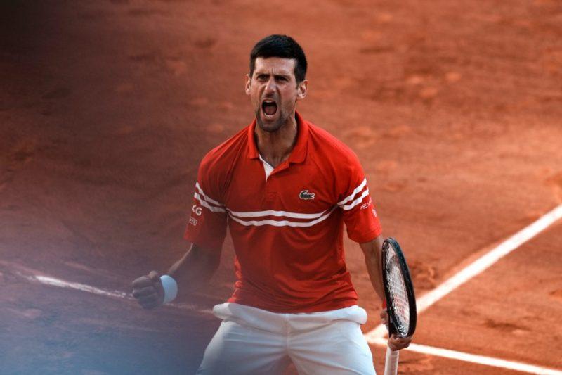 Novaks Džokovičs Parīzē triumfēja Francijas atklātajā čempionātā.