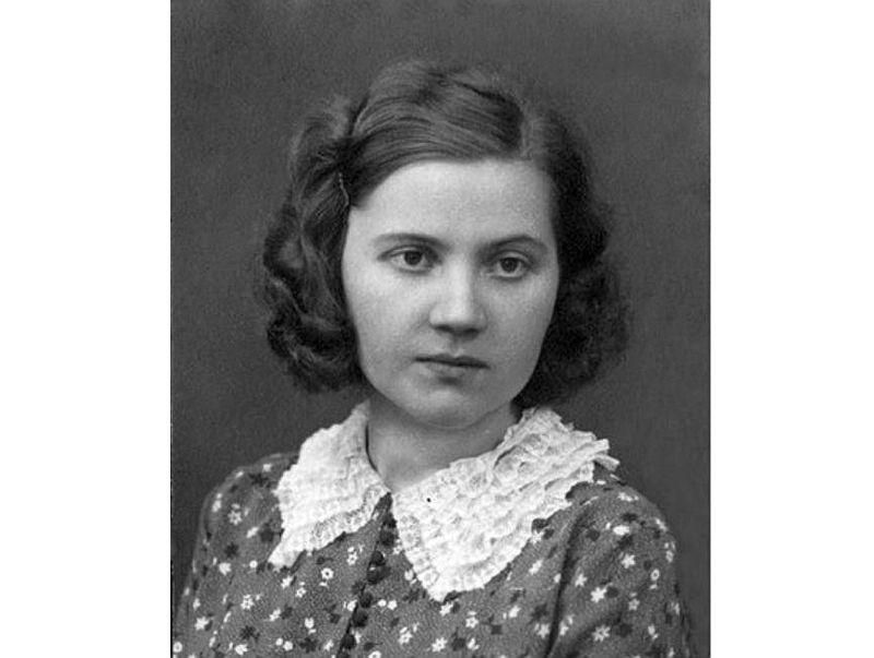 Rozālija Purgale, dz. Bandere (1904–1984).