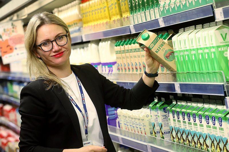 """""""Maxima Latvija"""" komunikācijas vadītāja Liene Dupate-Ugule: """"Sava bioloģisko produktu sortimenta izveidē primāri vadāmies pēc pircēju pieprasījuma."""""""