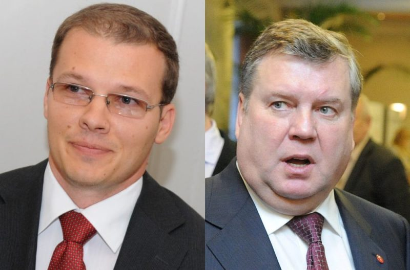 Raivis Dzintars, Jānis Urbanovičs