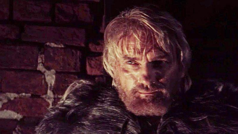 """Gunārs Cilinskis brīvdomīgā un drosmīgā latviešu zemnieka Toma lomā Ērika Lāča filmā """"Vilkatis Toms"""", kas stāsta par 17. gadsimta leģendām."""