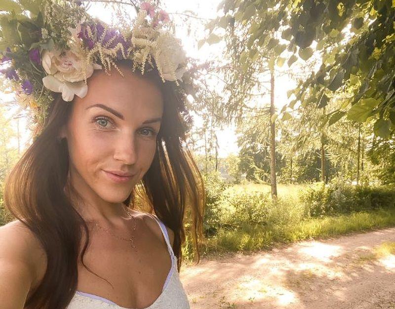 """Māras Ziemeles instagrama konts ar nosaukumu """"Ēdam skaisti"""" piesaistījis vairāk nekā 25 tūkstošus atbalstītāju."""