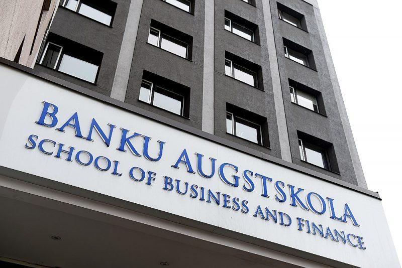 """Visdārgāk padome var izmaksāt Banku augstskolai, kur padome varētu """"apēst"""" pat 5,4 procentus no augstskolas kopējiem izdevumiem."""