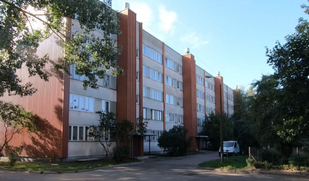 103.sērijas dzīvokļi Rīgā, Nīcgales ielā.