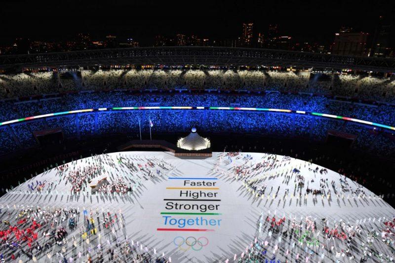 Tokijā atklāj XXXII vasaras olimpiskās spēles