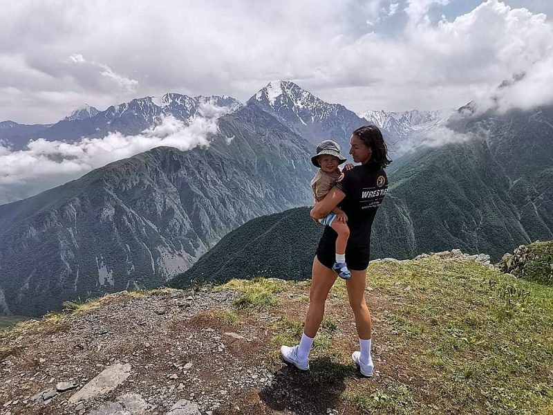 Cīkstone Anastasija Grigorjeva savām trešajām olimpiskajām spēlēm gatavojas mammas statusā un uz Tokiju brauc ar visaugstākajiem mērķiem.