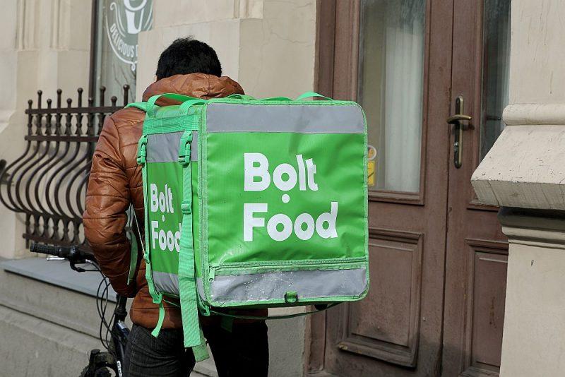 """""""Bolt"""" plāno attīstīt pārtikas produktu piegādi 15 minūšu laikā desmit Eiropas valstīs. Biznesa modelis jau šobrīd tiek pārbaudīts Igaunijā."""