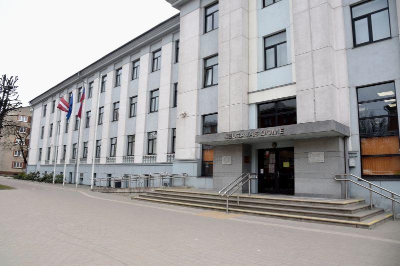 Jelgavas novada pašvaldība.