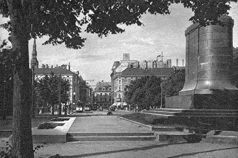 Rīga 20. gs. 20. gados.