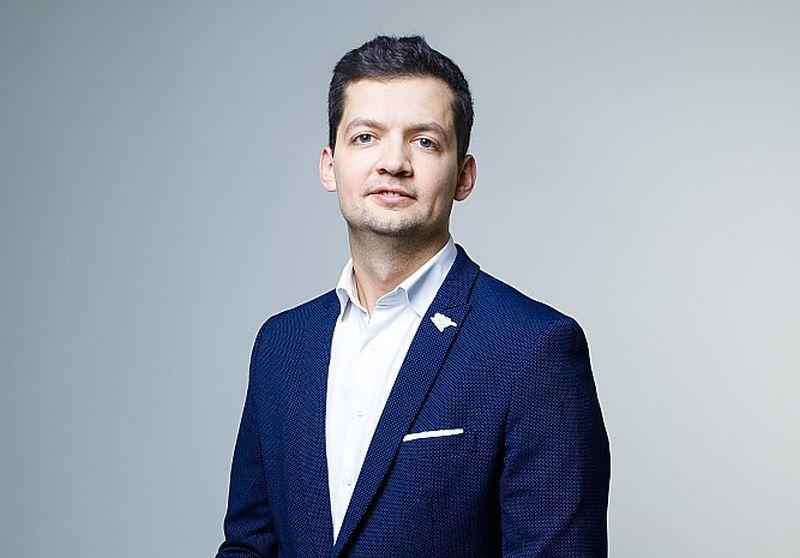 """SIA """"Eco Baltia vide"""" valdes priekšsēdētājs Jānis Aizbalts."""