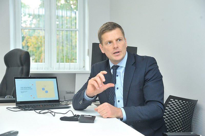 """""""Repharm"""" valdes loceklis Jānis Vanags: """"Uzņēmuma stratēģija nākamajiem pieciem gadiem paredz jauna kapitāla piesaisti."""""""