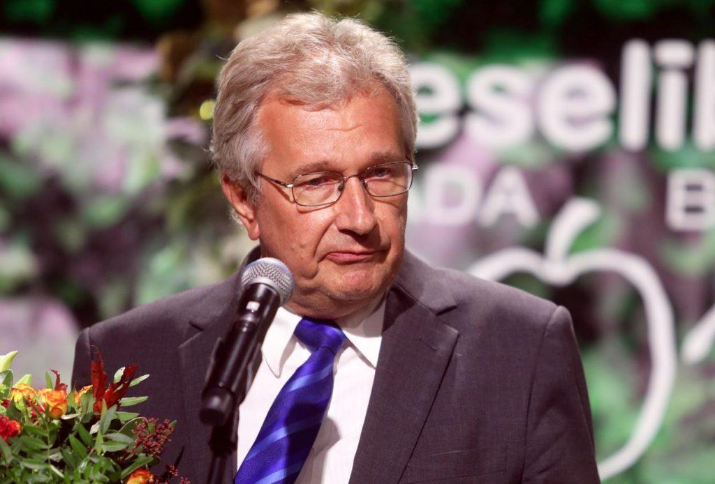 Rīgas Stradiņa universitātes (RSU) Sabiedrības veselības un epidemioloģijas katedras vadītājs, profesors Ģirts Briģis.